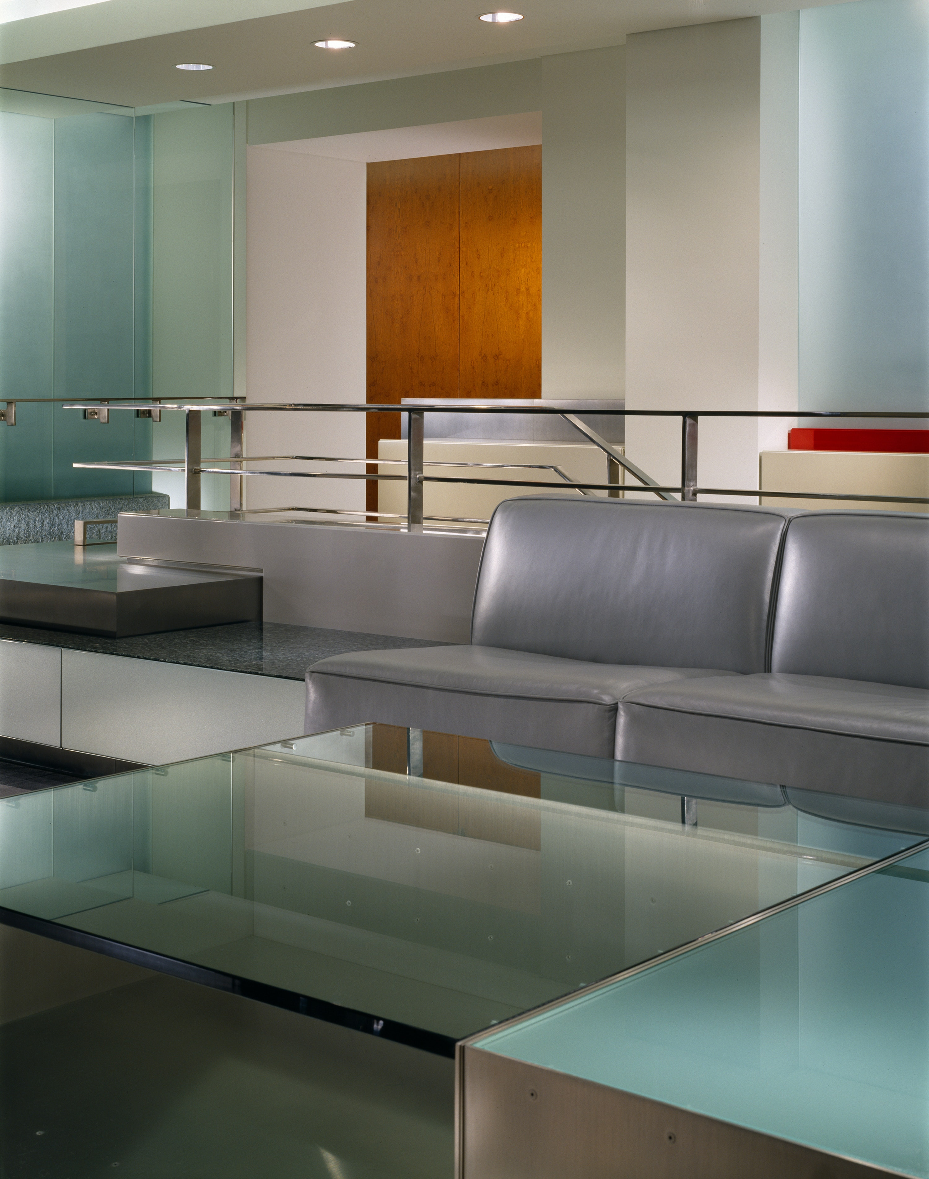 A Stainless Steel Apartment 16