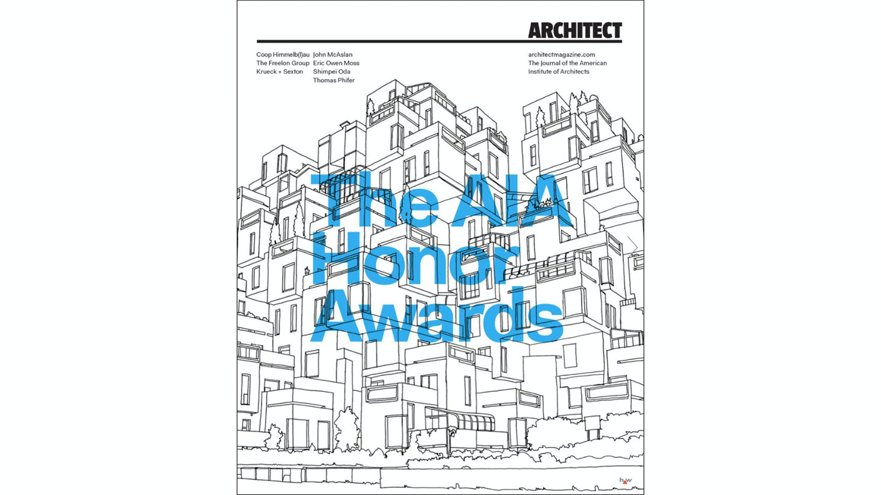 Architect Magazine: Federal Building Thumbnail
