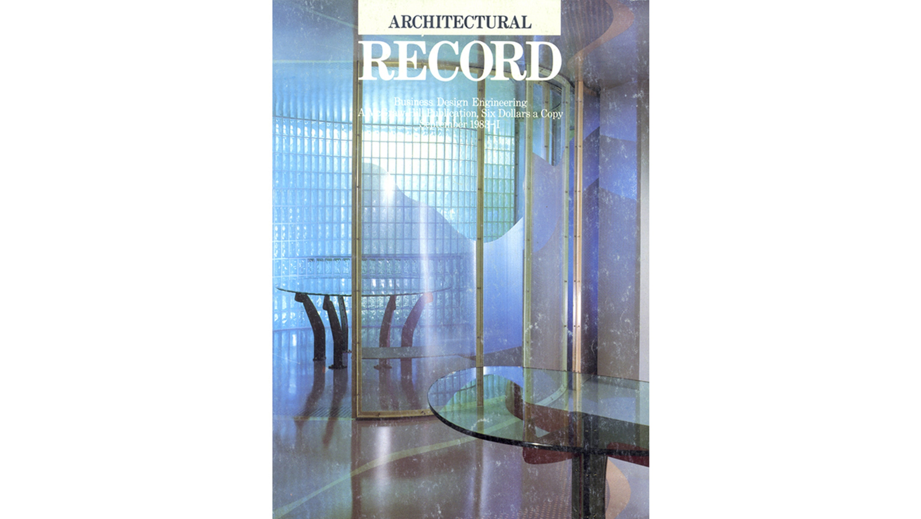 Architectural Record: A Painted Apartment Thumbnail
