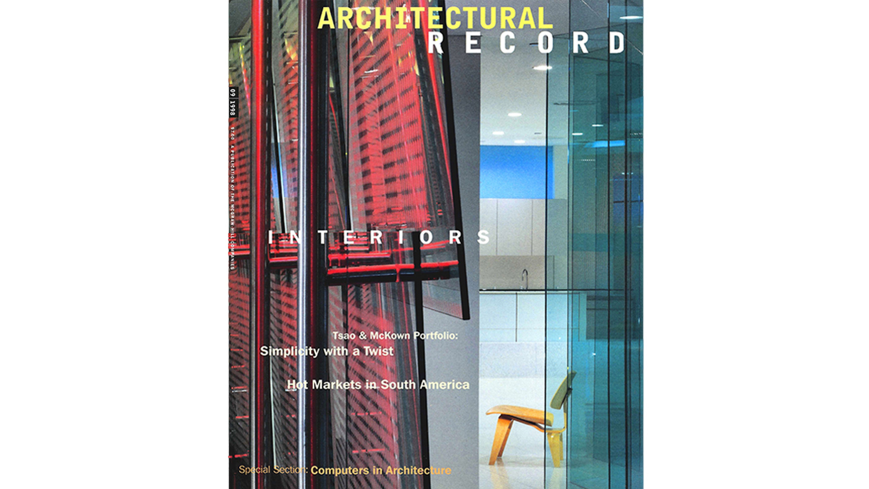 Architectural Record: Herman Miller Thumbnail