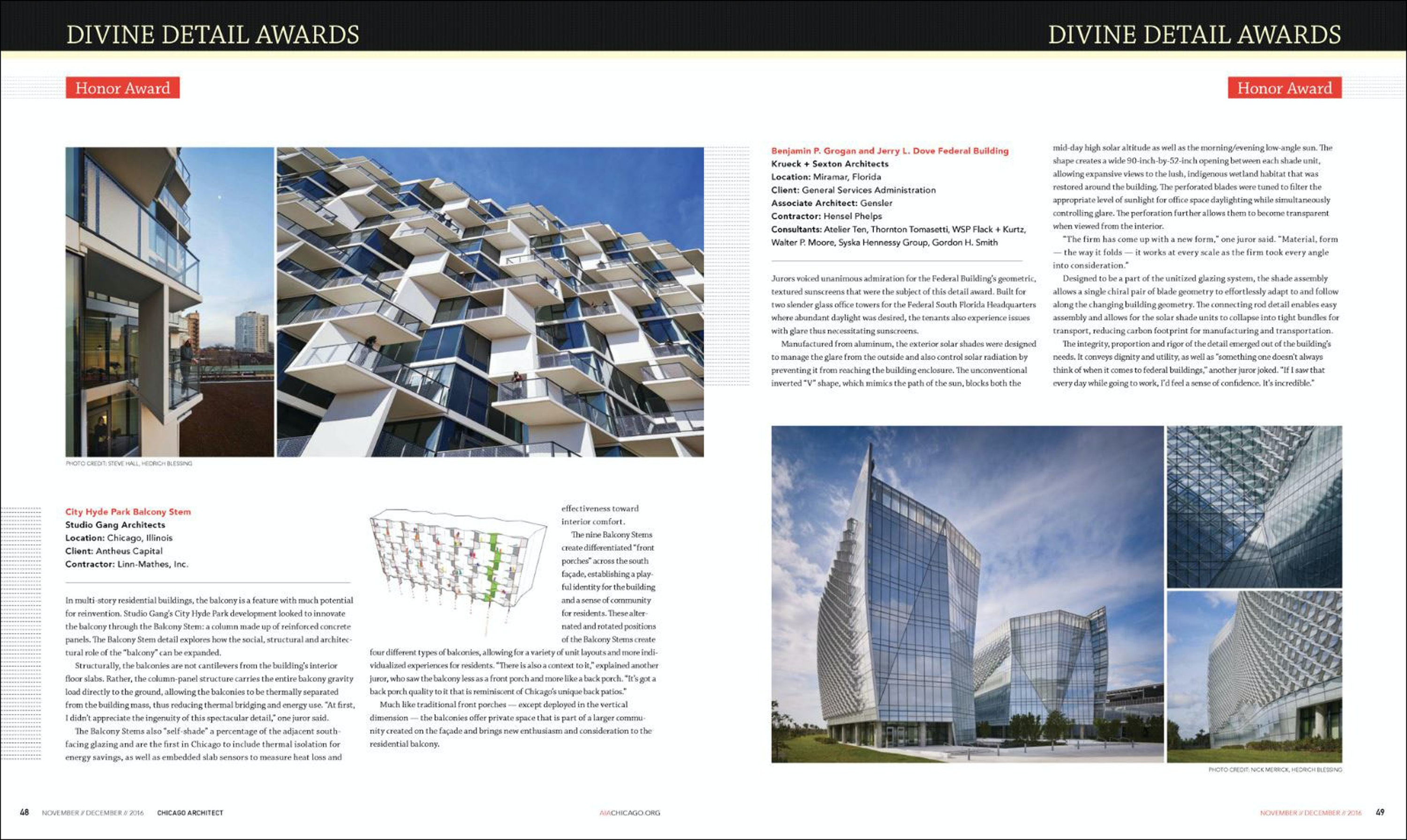 Chicago Architect: Four Decades of Achievement 04