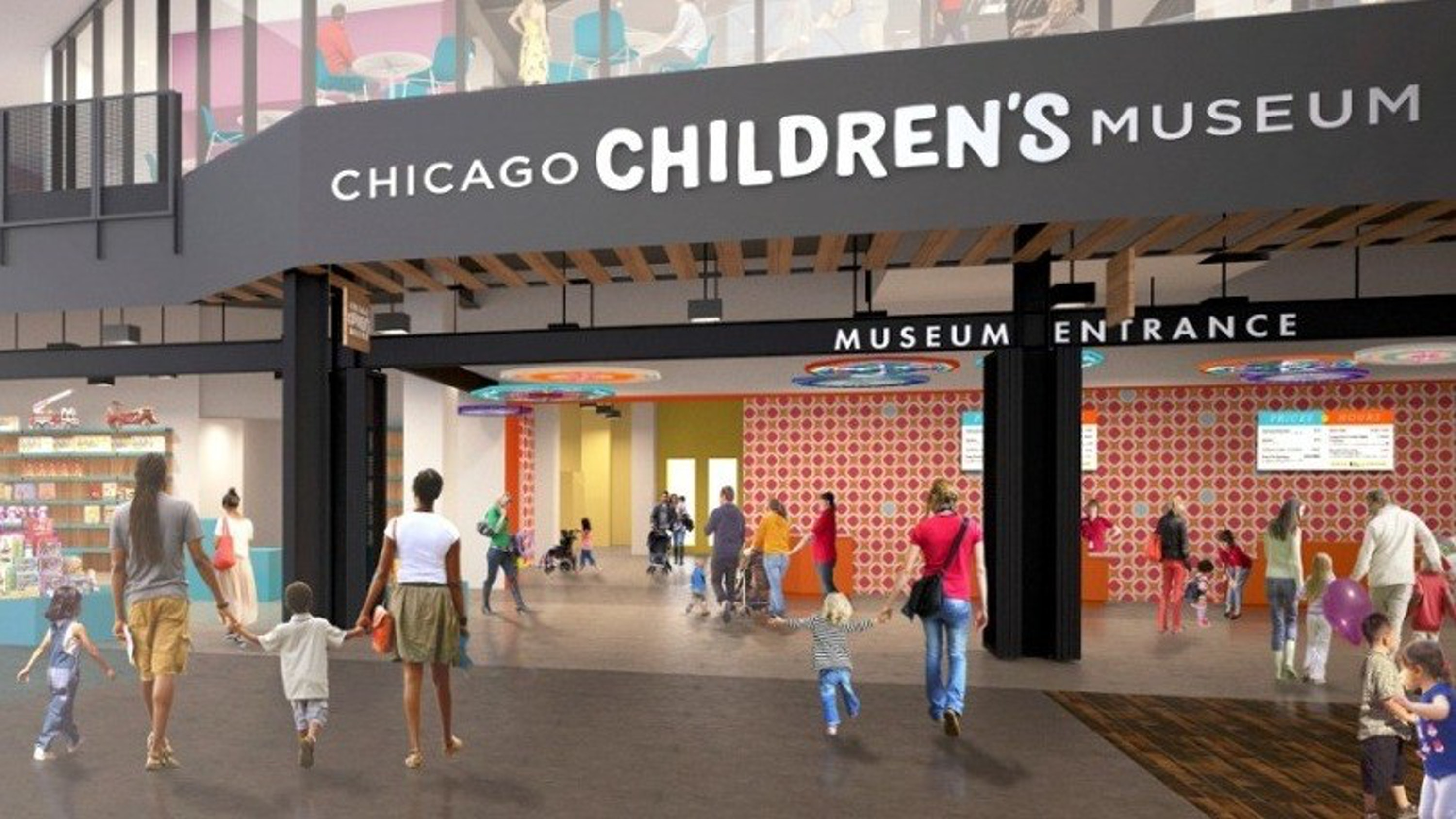 Curbed Chicago: A new look for Chicago Children's Museum Thumbnail