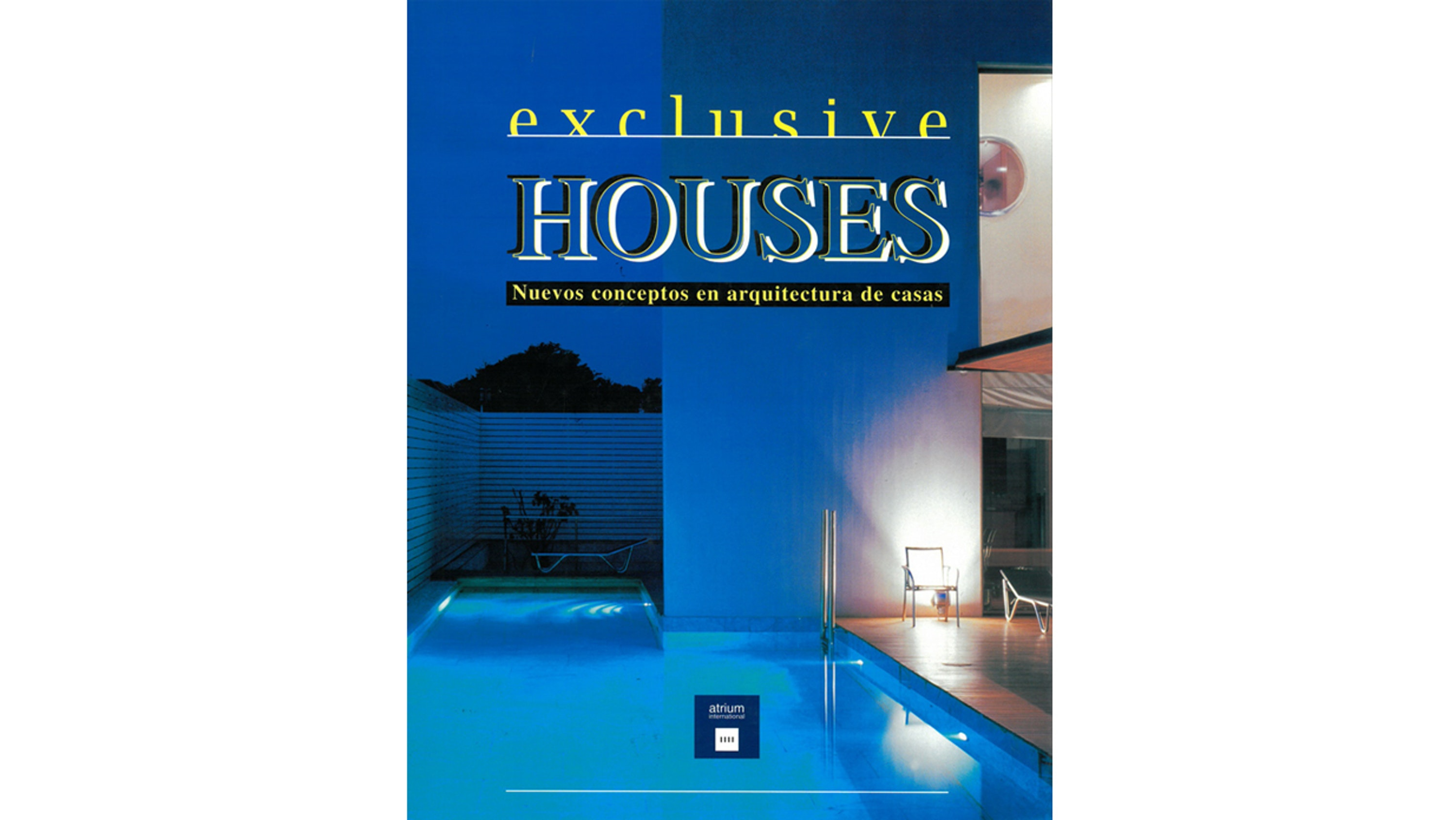 Exclusive Houses: A Brick & Glass House Thumbnail