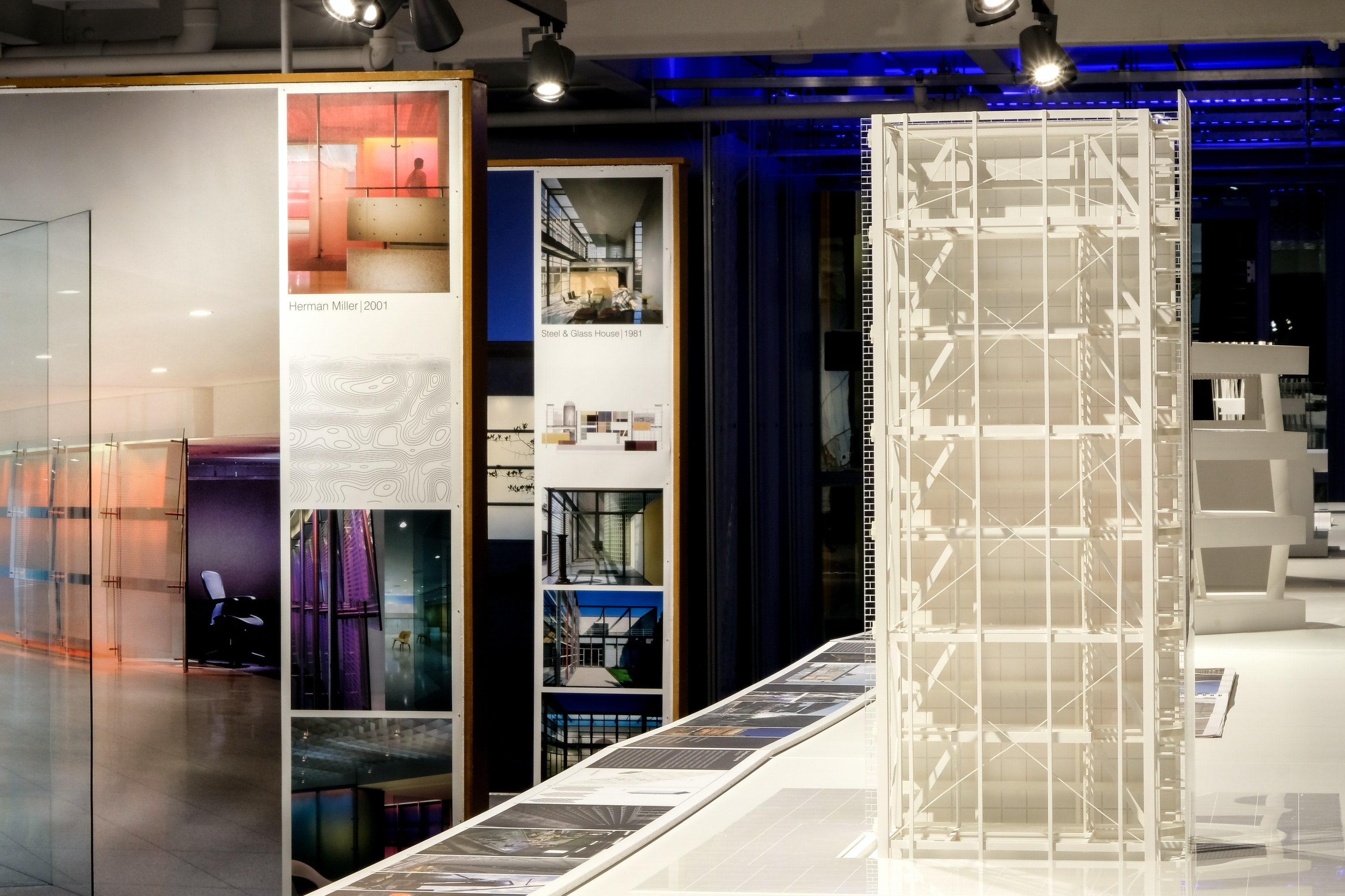 Exhibition: Making Architecture 06