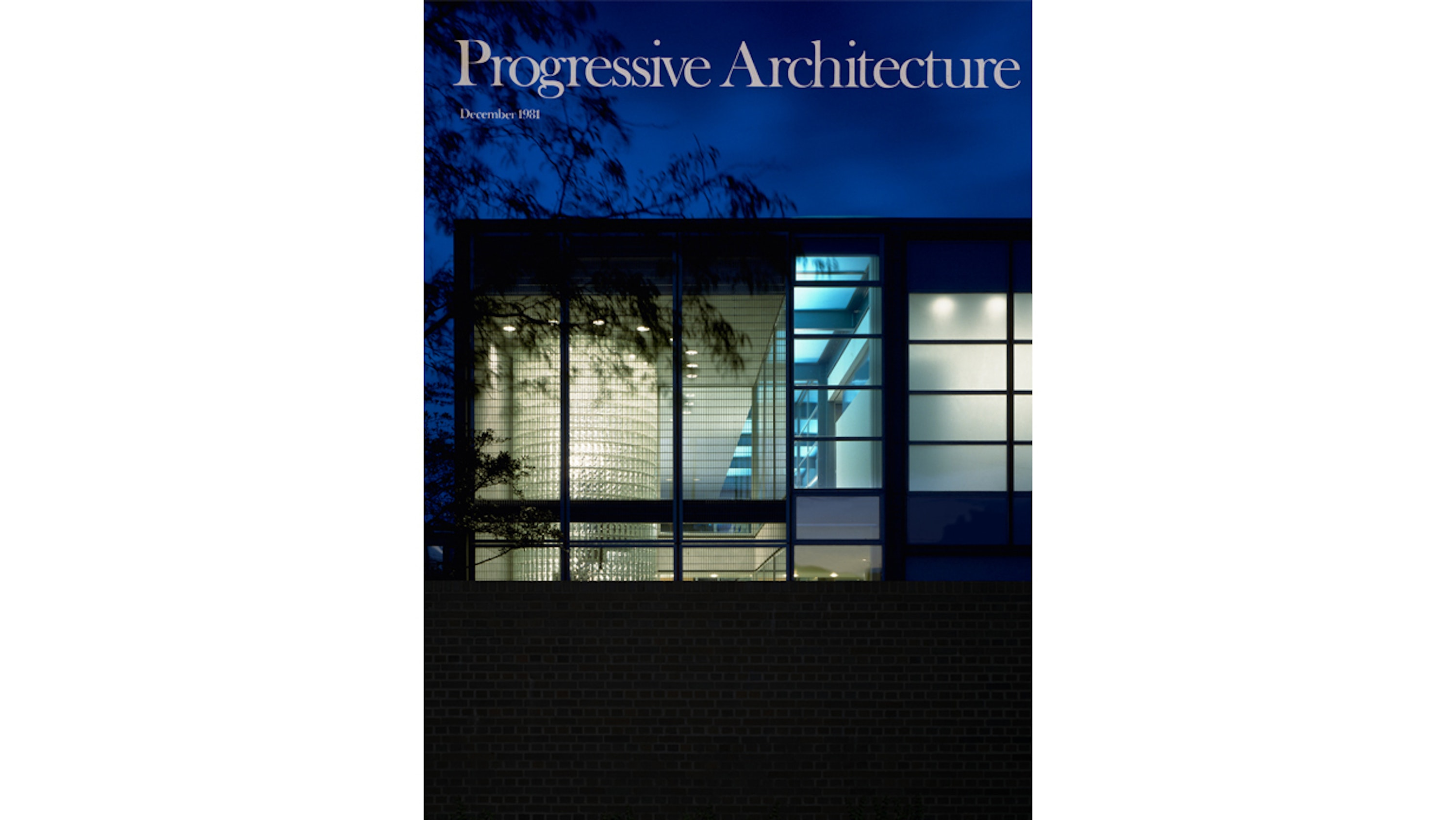 Progressive Architecture: A Steel & Glass House Thumbnail