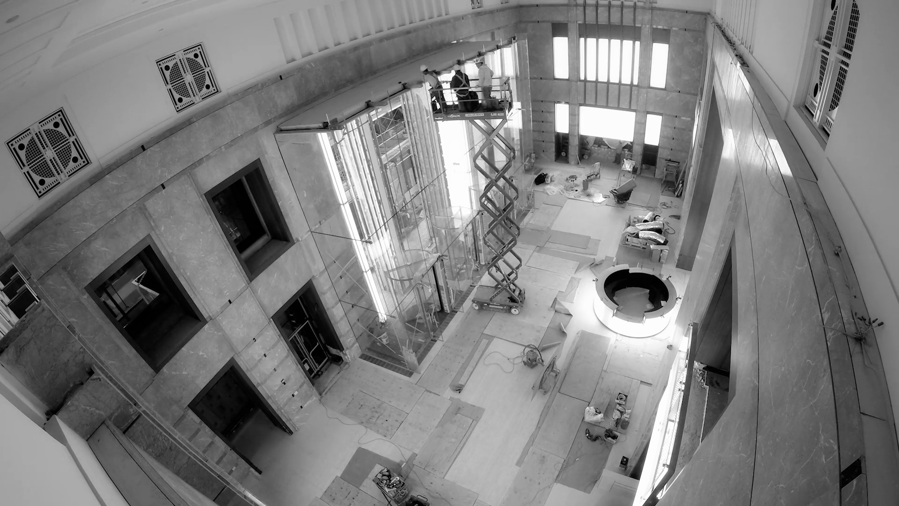 The Franklin: Construction Video 01